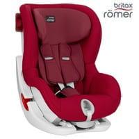 fotelik samochodowy britax romer king ii dla dzieci 9 18 kg. Black Bedroom Furniture Sets. Home Design Ideas