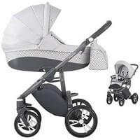 Wózek dziecięcy 2w1 BEBETTO HOLLAND + torba