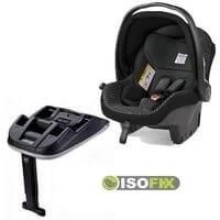 PEG PEREGO fotelik samochodowy <font color=blue><b>2015</b></font> Primo Viaggio SL z bazą Isofix dla dzieci 0-13kg
