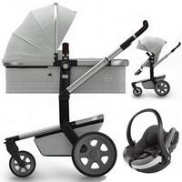 Wózek 3w1 JOOLZ DAY 3 QUADRO + fotelik BeSafe iZi GO MODULAR i-Size