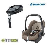 MAXI COSI zestaw: fotelik PEBBLE <font color=blue><b>2014/2015</b></font> + baza do auta FAMILY FIX
