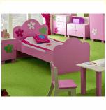 BABYBEST FLOWER łóżko 90x180