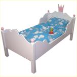 BABYBEST PRINCESSA łóżko 80x160