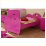 BABYBEST ROMANTIC łóżko 80x160