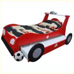 BABYBEST TURBO CAR łóżko z szufladą 90x180