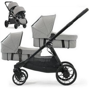 BABY JOGGER CITY SELECT LUX DOUBLE wózek 2w1