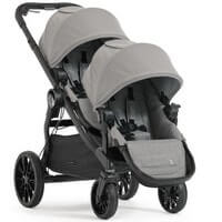 BABY JOGGER CITY SELECT LUX DOUBLE wózek spacerowy