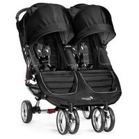 Baby Jogger CITY MINI DOUBLE bli�niaczy w�zek spacerowy