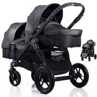 Wózek bliźniaczy 2w1 BABY JOGGER CITY SELECT DOUBLE