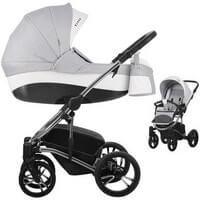 Wózek dziecięcy 2w1 BEBETTO TITO PREMIUM CLASS z torbą