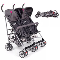 CHILDHOME TWINBUGGY wózek spacerowy