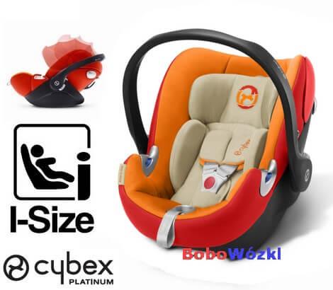 fotelik samochodowy cybex aton q i size dla dzieci 0 13kg. Black Bedroom Furniture Sets. Home Design Ideas