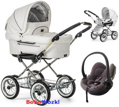 Wózek Mondial Duo Combi z BeSafe