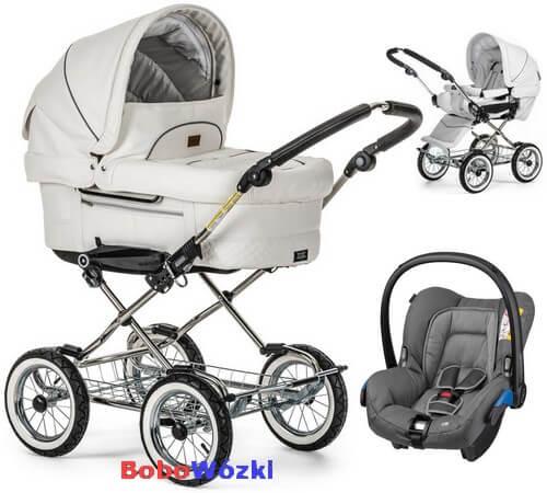 Wózek Mondial Duo Combi z Maxi Cosi