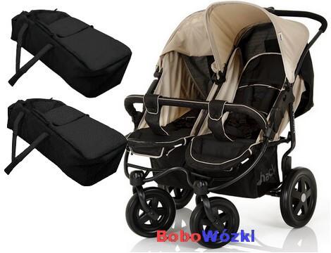 Hauck Roadster Duo dla noworodków
