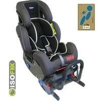Fotelik samochodowy KLIPPAN KISS 2 PLUS RWF dla dzieci o wadze 0-18 kg