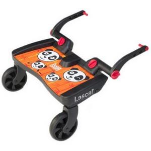 Dostawka do wózka dziecięcego LASCAL BUGGY BOARD MAXI PANDA/MONKEY