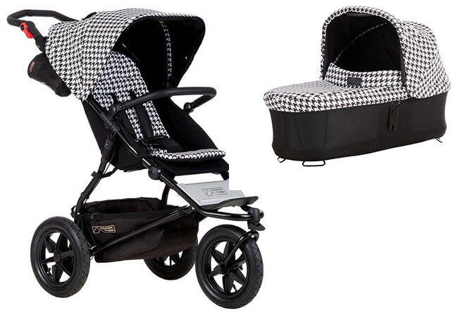 Wózek spacerowy MOUNTAIN BUGGY URBAN LUXURY 1