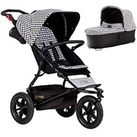 Wózek 2w1 MOUNTAIN BUGGY URBAN LUXURY
