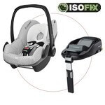 MAXI COSI zestaw: fotelik PEBBLE <font color=blue><b>2014</b></font> + baza do auta FAMILY FIX