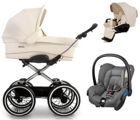 Navington Caravel Royal z Maxi Cosi CITI