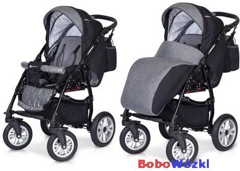 Passo wózek dziecięcy