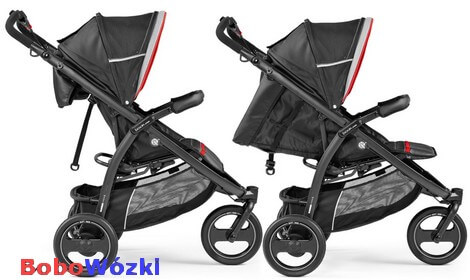 Peg Perego Book Cross oparcie