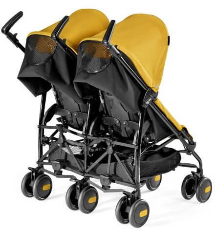Peg Perego Pliko Mini Twin wózek