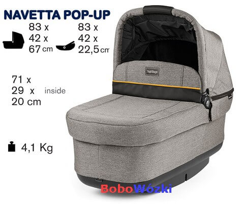 Peg Perego Navetta Pop Up