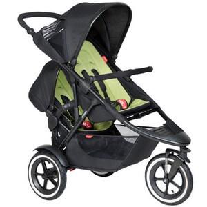 Wózek dla dwójki dzieci PHIL&TEDS SPORT