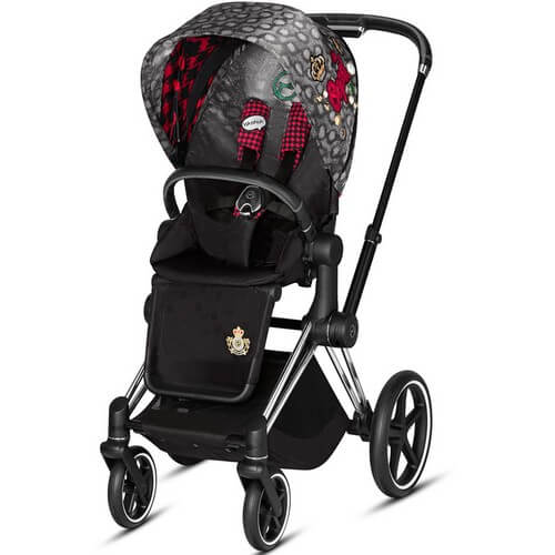 Wózek 2w1 CYBEX PRIAM REBELLIOUS 4