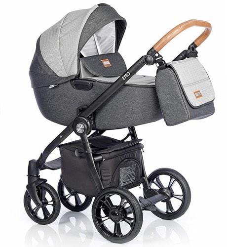Wózek dziecięcy 2w1 ROAN ESSO 2