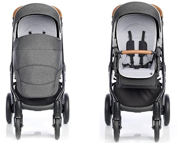 Wózek dziecięcy 2w1 ROAN ESSO 3
