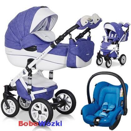 Riko wózek Brano z Maxi-Cosi