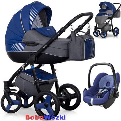 Riko wózek Niki z Maxi-Cosi