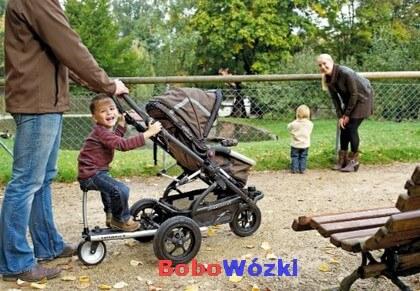 Wózki dziecięce TFK