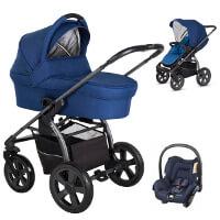 Wózek 3w1 X-LANDER X-MOVE + fotelik Maxi Cosi CITI