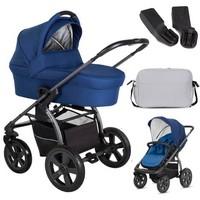 Wózek dziecięcy 2w1 X-LANDER X-MOVE + torba + adaptery do fotelika