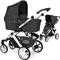 ABC DESIGN SALSA 4 AIR Fashion wózek 2w1