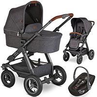 Wózek 3w1 ABC Design VIPER 4 + fotelik Swandoo ALBERT LITE