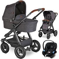 Wózek 3w1 ABC Design VIPER 4 + fotelik Cybex ATON M i-Size