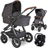 Wózek 2w1 ABC Design VIPER 4 + fotelik Cybex ATON 5