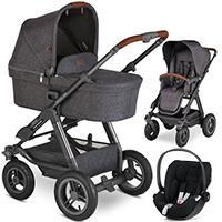 Wózek 3w1 ABC Design VIPER 4 + fotelik Cybex CLOUD Z i-Size