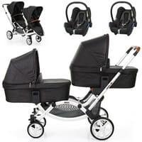 Wózek 3w1 ABC DESIGN ZOOM + 2 foteliki Maxi Cosi CABRIO FIX