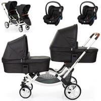 Wózek 3w1 ABC DESIGN ZOOM + 2 foteliki Maxi Cosi CITI
