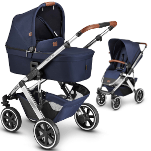 ABC DESIGN SALSA 4 AIR wózek 2w1 + akcesoria
