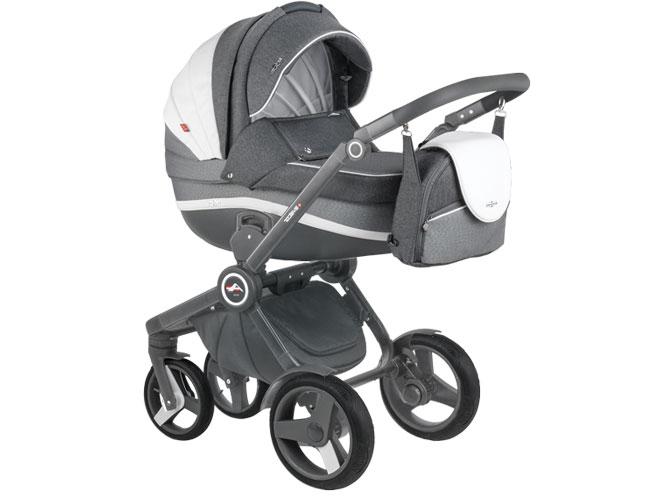 Детская коляска 2 в 1 ADAMEX AVATOR 2