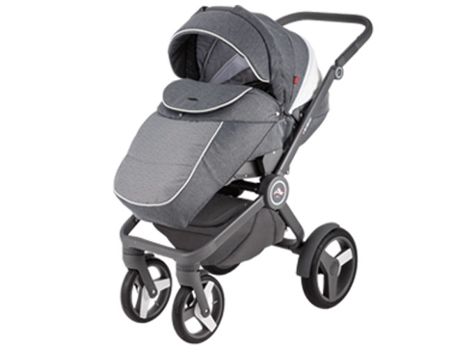 Детская коляска 2 в 1 ADAMEX AVATOR 3