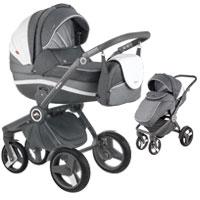 Wózek dziecięcy 2w1 ADAMEX AVATOR