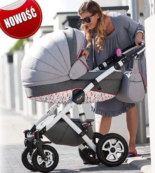 Adamex Barletta Dream Collection wózek